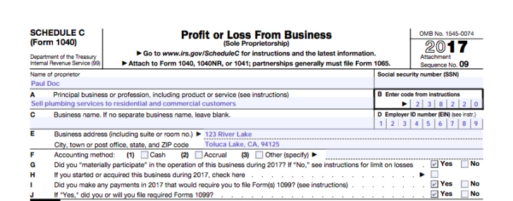 Irs Schedule C Instructions Step By Step Including C Ez-Irs Forms 2021 Printable Sch C