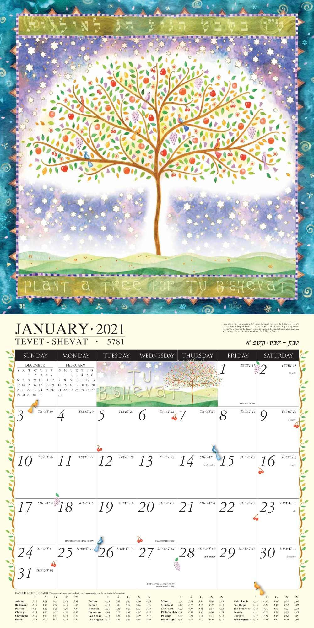 Jewish Calendar 2021 | 2021 Printable Calendars-Printable Hebrew Calendar 2021