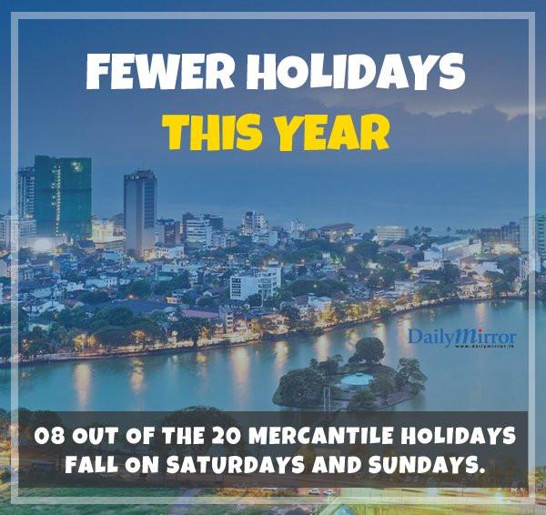 Mercantile Holidays In Sri Lanka 2019 - Sermegans.blogspot-Mercantile Holidays 2021 Srilanka