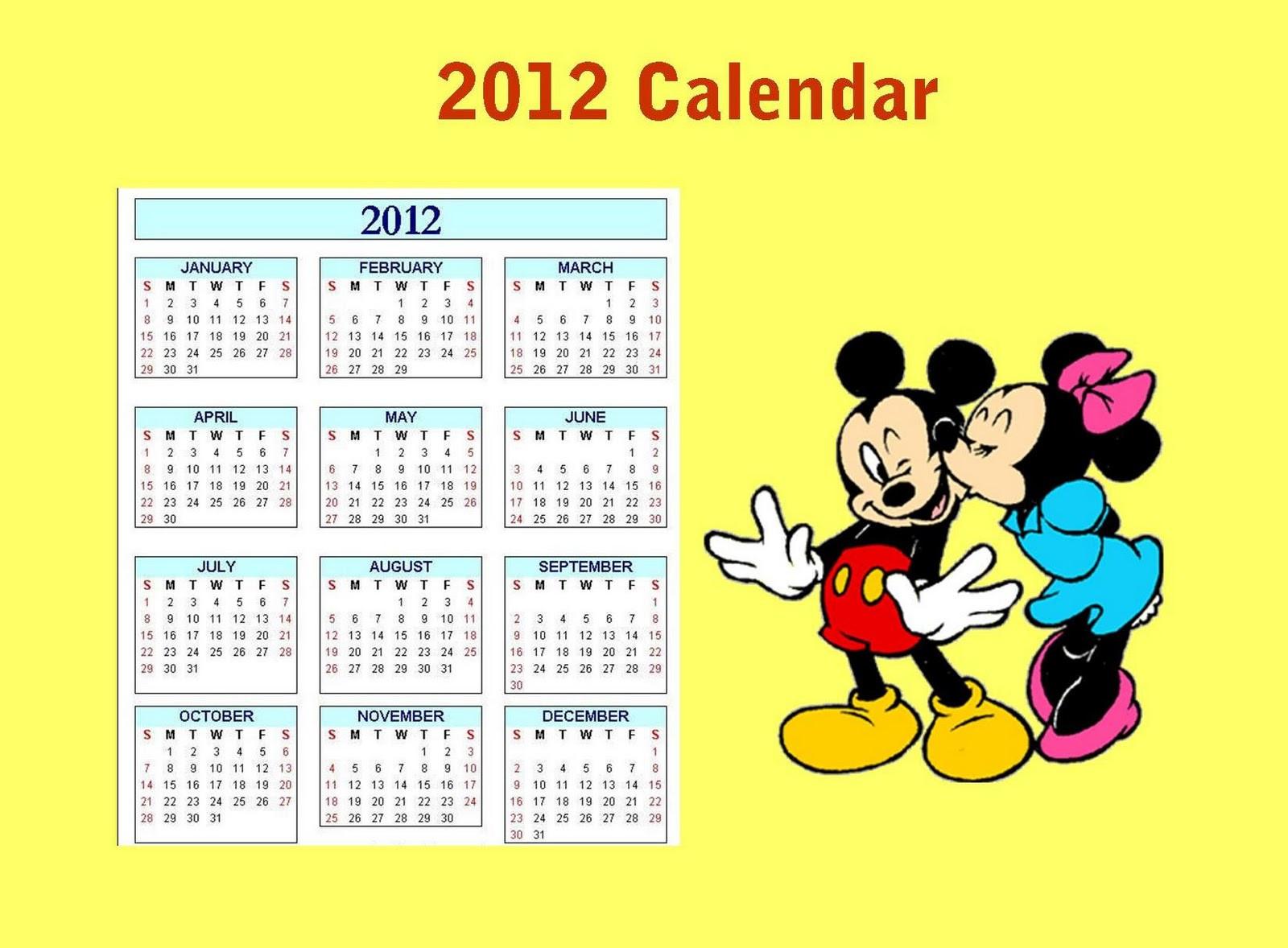 Mickey Mouse Free Printable Disney Calendar 2021 / 2021-Free Mickey Muse Calendars 2021