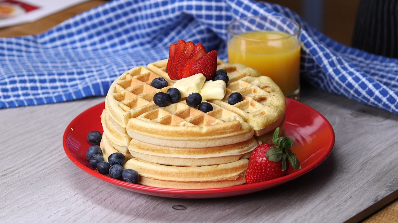 National Waffle Day In 2021/2022 - When, Where, Why, How-National Food Holidays For 2021