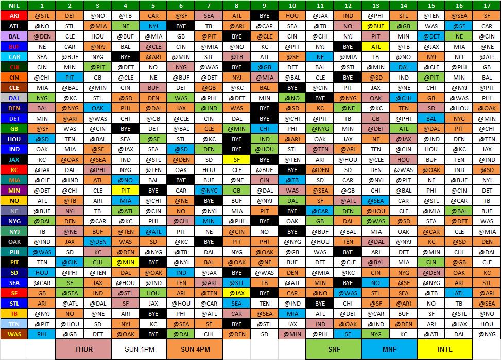 Printable 2019 Nfl Schedule Pdf-Printable 2021 Full Nfl Schedule