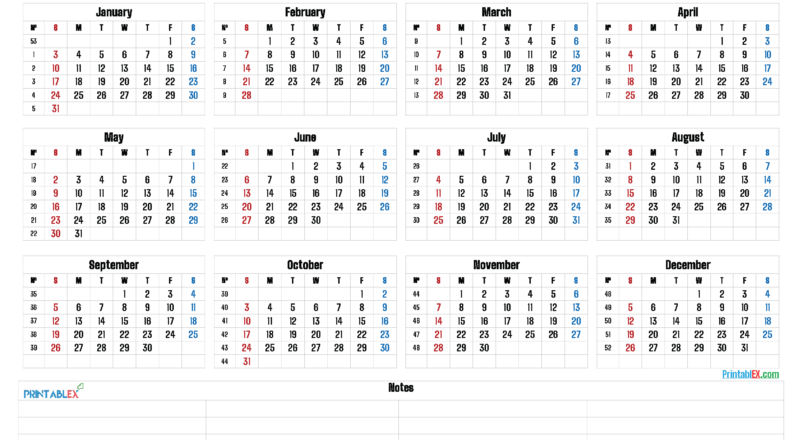 Printable 2021 Yearly Calendar - 21Ytw160 - Free Printable-Free Printable Large Calendar 2021 Monthly