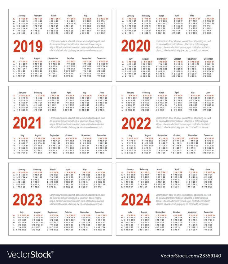 Printable Calendar 2020 2021 2022 2023-2021 2022 2023 Printable Calendar