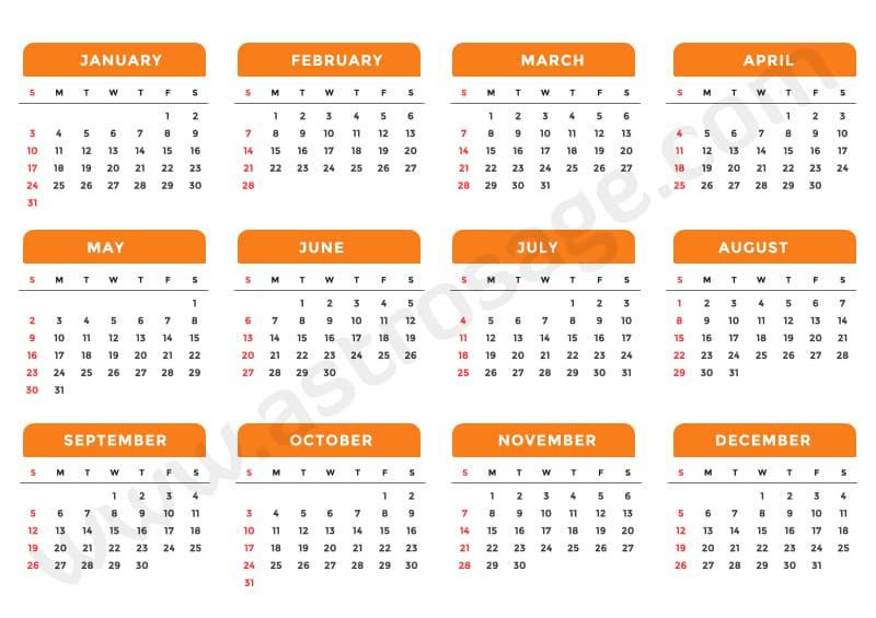 Printable Calendar 2021- Download Free Printable Calendar 2021-Calendar Template 2021 Printable Free