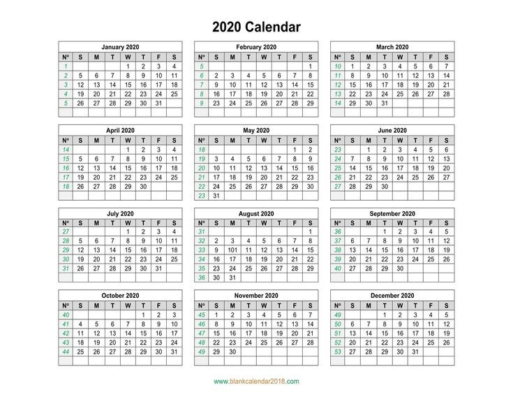 Remarkable Calendar With Days Numbered 2020 In 2020-2021 Rut Predictions Calander