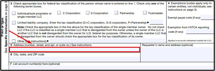 W9 Form 2021 Printable, Fillable & How To Fill Out Online-2021 W9 Blank Form
