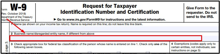 W9 Form 2021 Printable, Fillable & How To Fill Out Online-2021 W9 Fillable