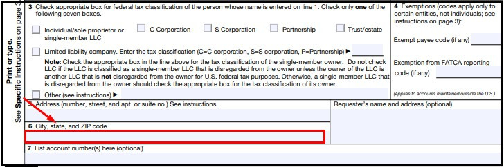 W9 Form 2021 Printable, Fillable & How To Fill Out Online-Blank W9 Forms 2021 Printable Pdf