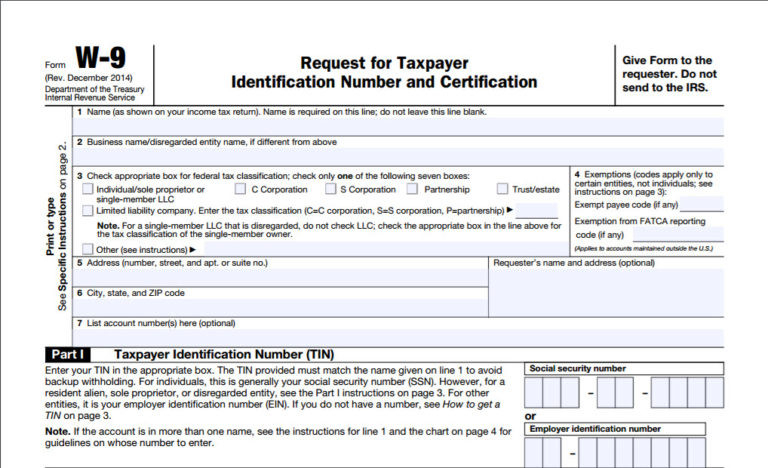 What Is A W9 Form Used For In Real Estate   W9 Form 2021-2021 Editable W-9